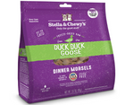 Stella and Chewy's - Duck Duck Goose Freeze-Dried Raw Dinner Morsel Recipe - Southern Agriculture