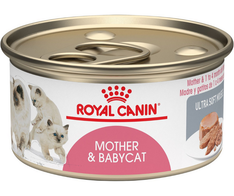 Royal Canin Mother & Babycat - All Breeds. Ultra-Soft Mousse in Sauce Recipe - Southern Agriculture