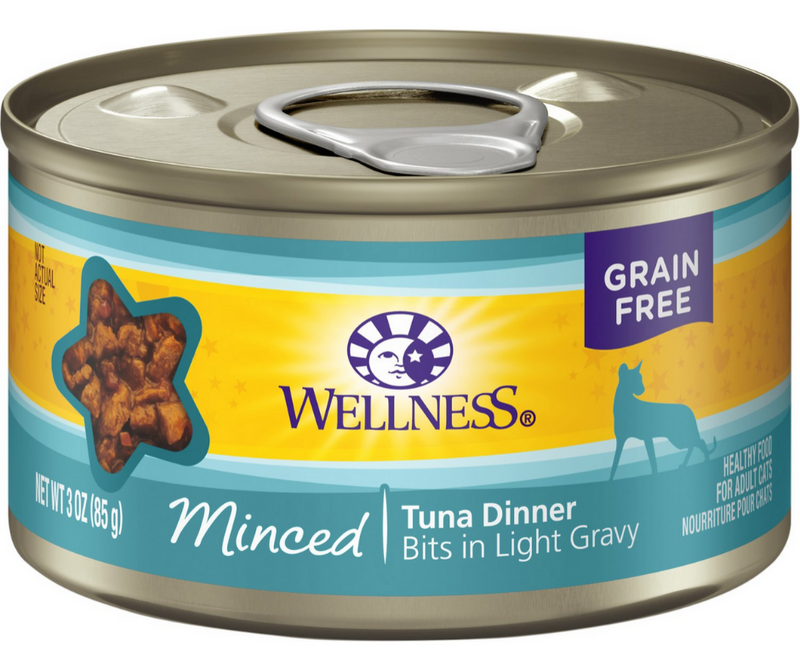 Wellness Complete Health - All Breeds, Adult Cat. Minced Tuna Dinner Recipe - Southern Agriculture