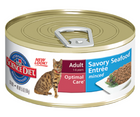 Hills Science Diet - All Breeds, Adult Cat. Savory Seafood Entrée - Southern Agriculture