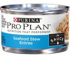 Purina Pro Plan - All Breeds, Adult Cat. Seafood Stew Entrée In Sauce - Southern Agriculture