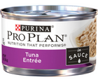 Purina Pro Plan - All Breeds, Adult Cat. Tuna Entrée In Sauce - Southern Agriculture