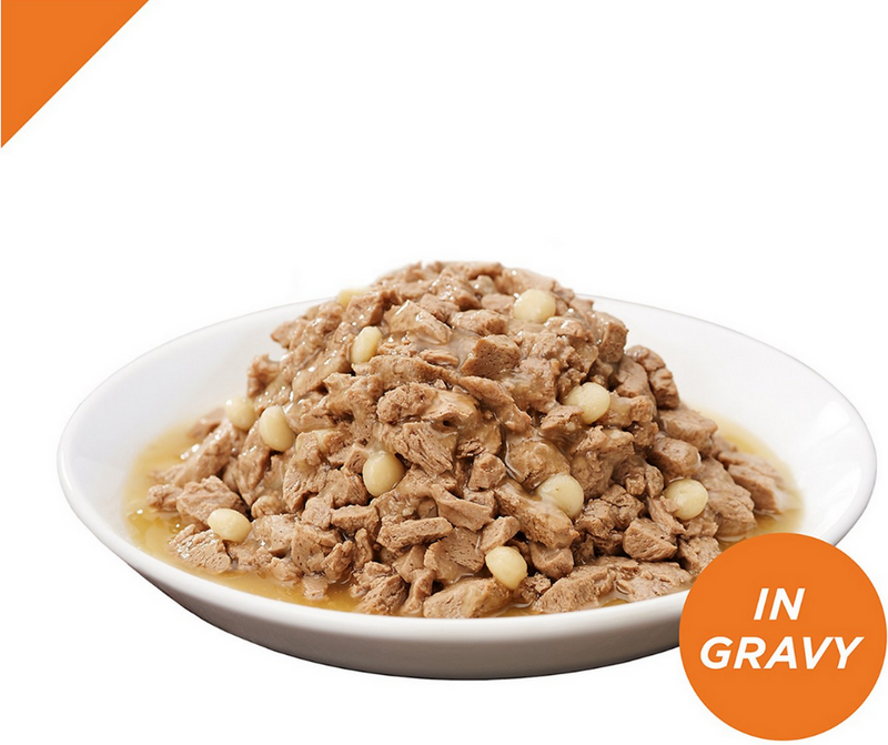 Purina Pro Plan - All Breeds, Adult Cat. Turkey & Pasta Entrée in Gravy - Southern Agriculture