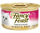 Purina Fancy Feast - All Breeds, Adult Cat. Classic Paté Chicken Recipe - Southern Agriculture