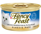 Purina Fancy Feast - All Breeds, Adult Cat. Classic Paté Ocean Whitefish & Tuna Recipe - Southern Agriculture