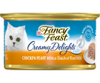 Purina Fancy Feast, Creamy Delights - All Breeds, Adult Cat. Chicken with a Touch of Real Milk Recipe. - Southern Agriculture