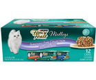 Purina Fancy Feast - All Breeds, Adult Cat. Medleys Shredded Fare Variety Pack. - Southern Agriculture