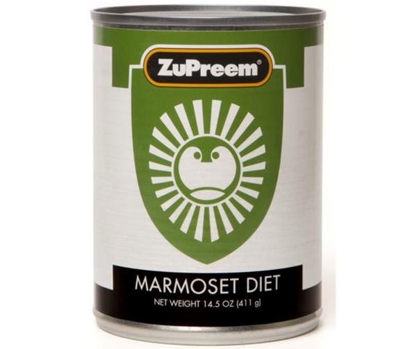 Zupreem - Marmoset Diet Canned Food. - Southern Agriculture