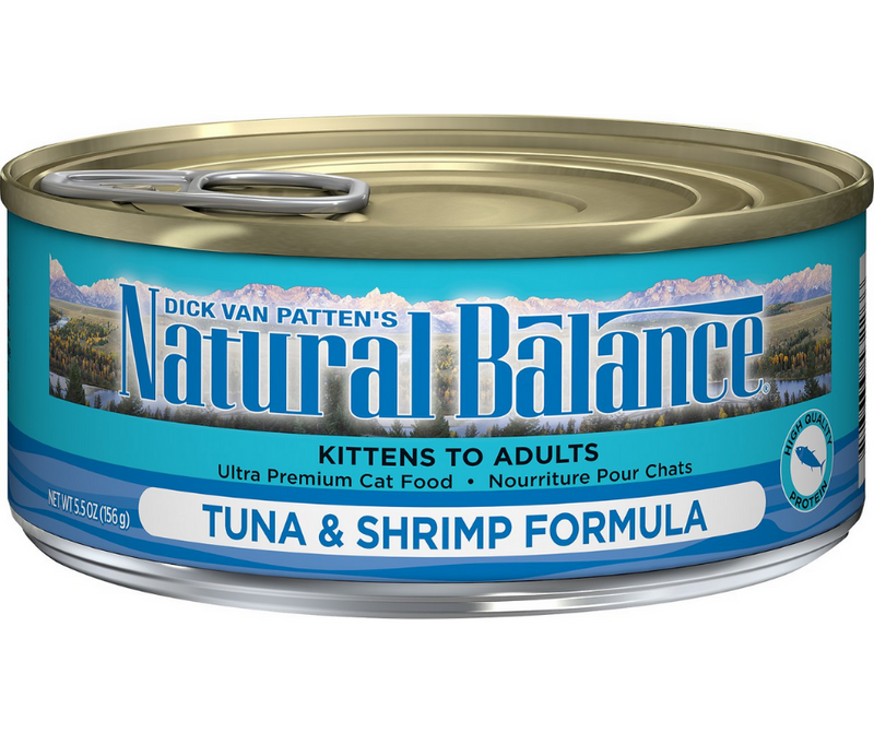 Natural Balance, Original Ultra - All Cat Breeds, All Life Stages. Tuna & Shrimp Recipe. - Southern Agriculture
