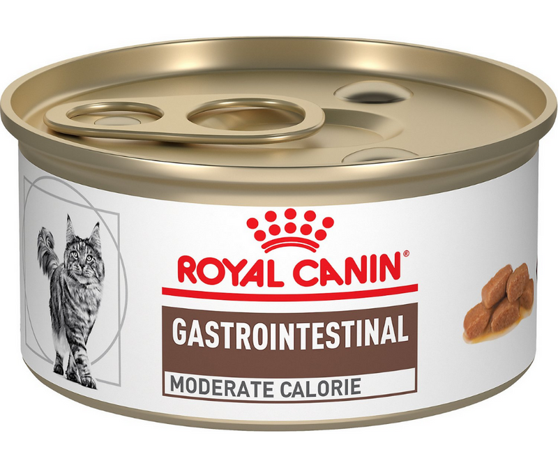 Royal Canin, Veterinary Diet - Gastrointestinal Moderate Calorie, Chicken Thin Slices in Gravy Recipe. - Southern Agriculture