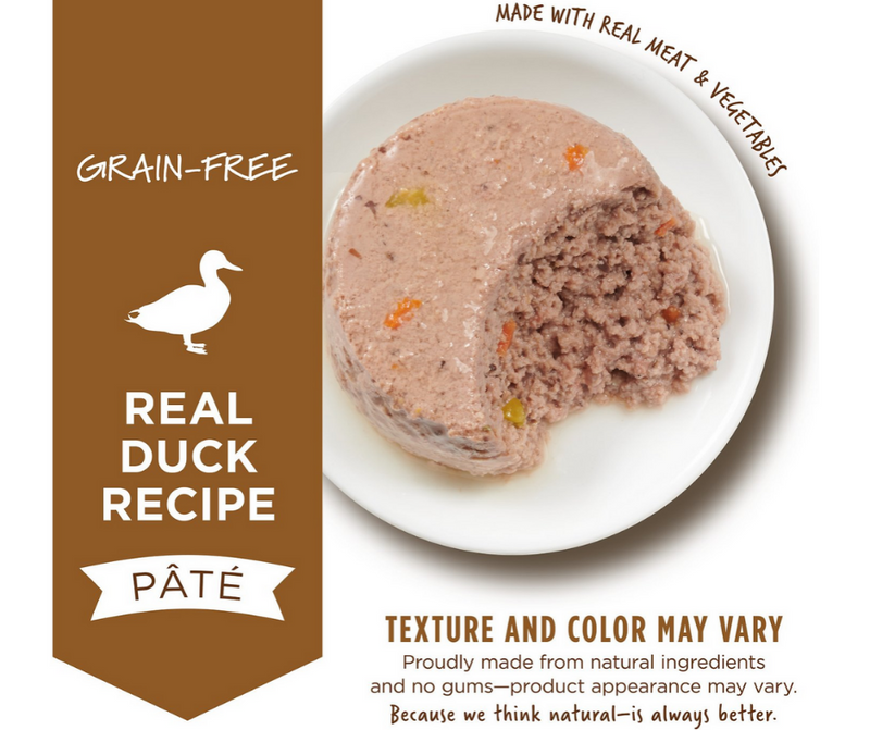 Nature's Variety, Instinct - All Breeds, Adult Cat. Original Grain Free, Real Duck Pate Recipe. - Southern Agriculture