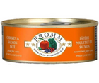 FROMM, Four-Star Nutritionals - All Cat Breeds, All Life Stages.  Grain Free Chicken & Salmon Pâté Recipe. - Southern Agriculture