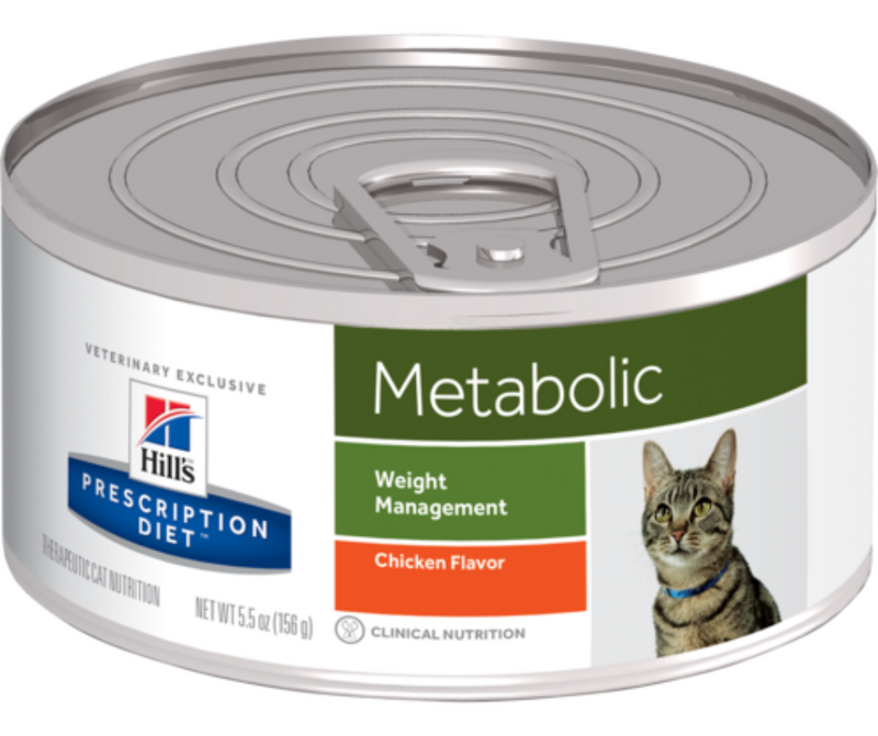 Hill's Prescription Diet - Metabolic. Weight Management Feline - Chicken. - Southern Agriculture