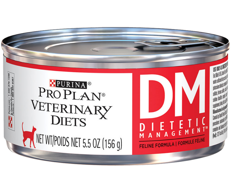 Purina Pro Plan Veterinary Diets - DM Dietetic Management Feline. Savory Selects Formula. - Southern Agriculture