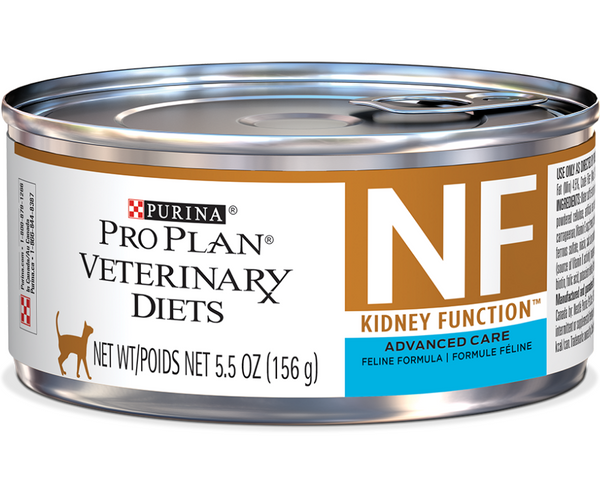 Purina Pro Plan Veterinary Diets - NF Kidney Function. Advanced Care Feline - Chicken Hearts, Liver, & Salmon Formula. - Southern Agriculture