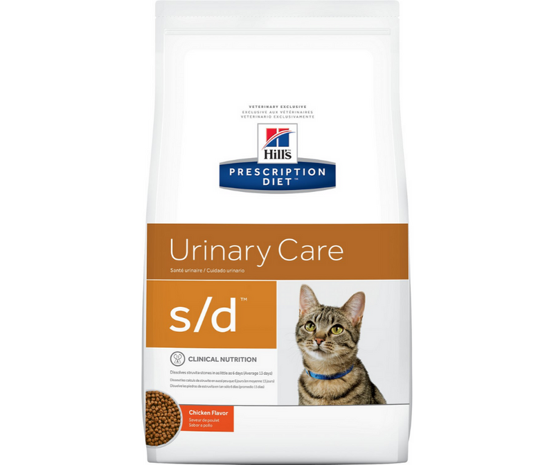 Hill's Prescription Diet - s/d. Urinary Care Feline - Chicken. - Southern Agriculture