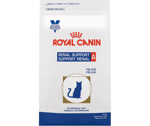 "Royal Canin Veterinary Diet - Feline Renal Support, ""A"",""Aromatic"". - Southern Agriculture"