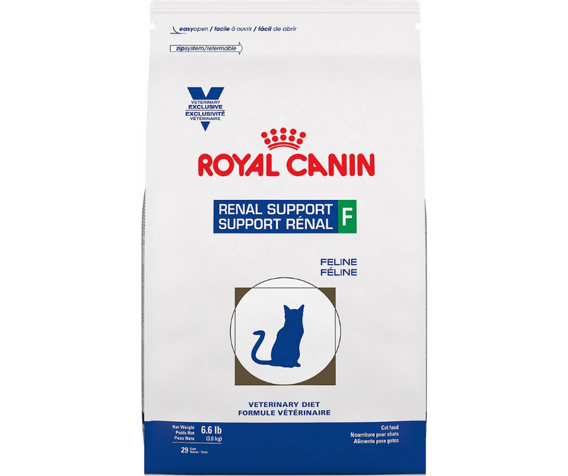 "Royal Canin Veterinary Diet - Feline Renal Support ""F"",""Flavorful"". - Southern Agriculture"