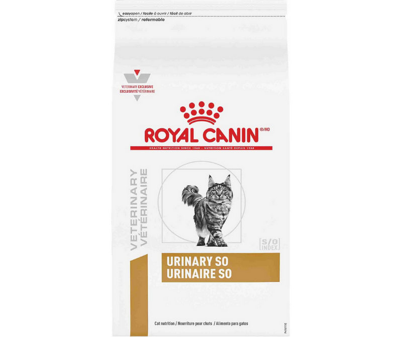 Royal Canin Veterinary Diet - Feline Urinary, SO. - Southern Agriculture
