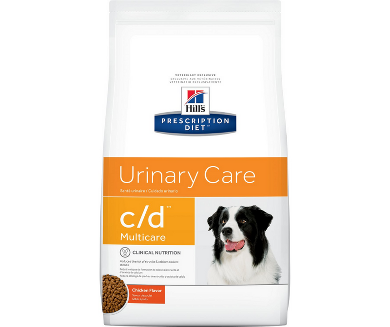 Hill's Prescription Diet, c/d. Multicare Urinary Care - Chicken Flavor. - Southern Agriculture