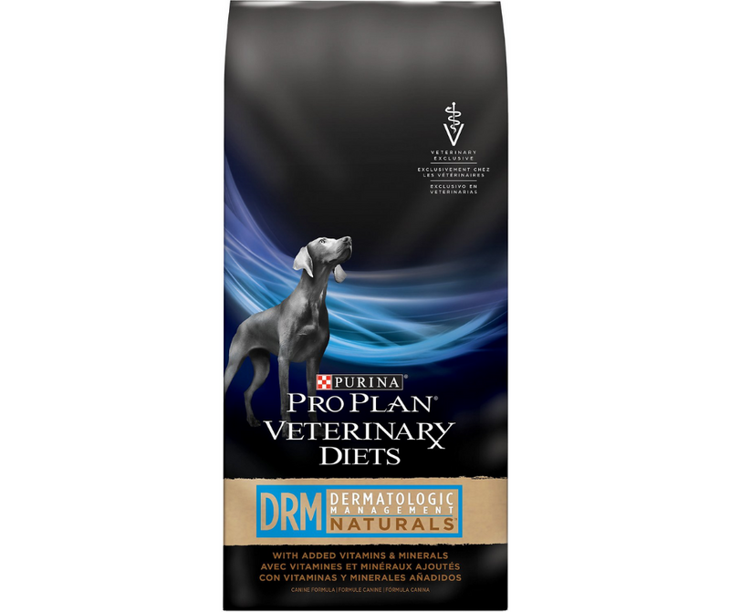 Purina Pro Plan Veterinary Diets - DRM. Dermatologic Management - Naturals Formula. - Southern Agriculture