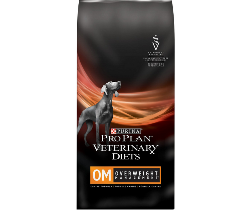 Purina Pro Plan Veterinary Diets - OM. Overweight Management Formula. - Southern Agriculture