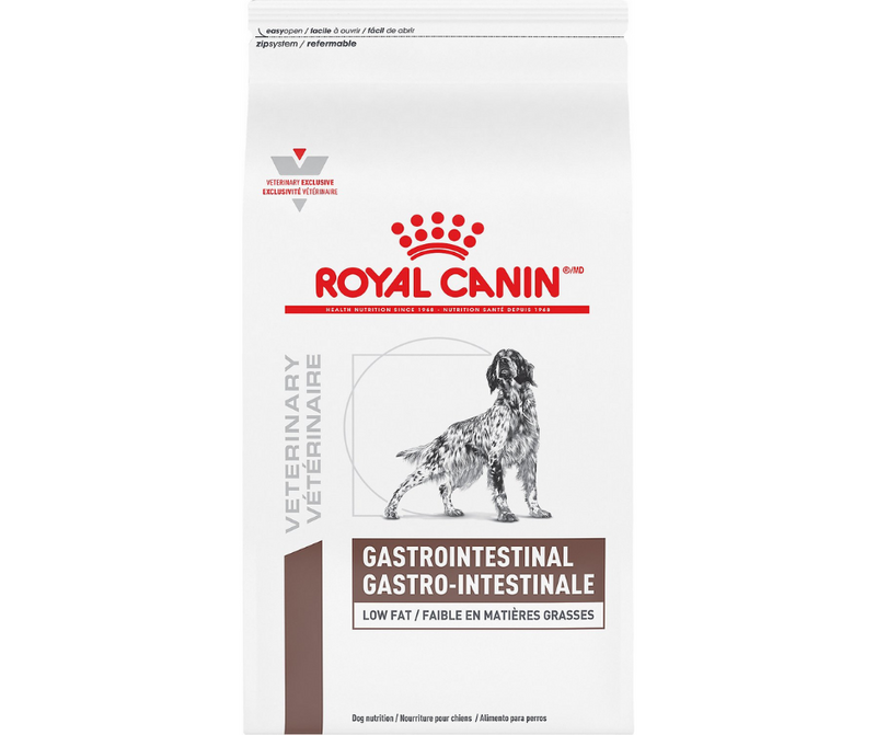 Royal Canin Veterinary Diet - Gastrointestinal, Low Fat Formula. - Southern Agriculture