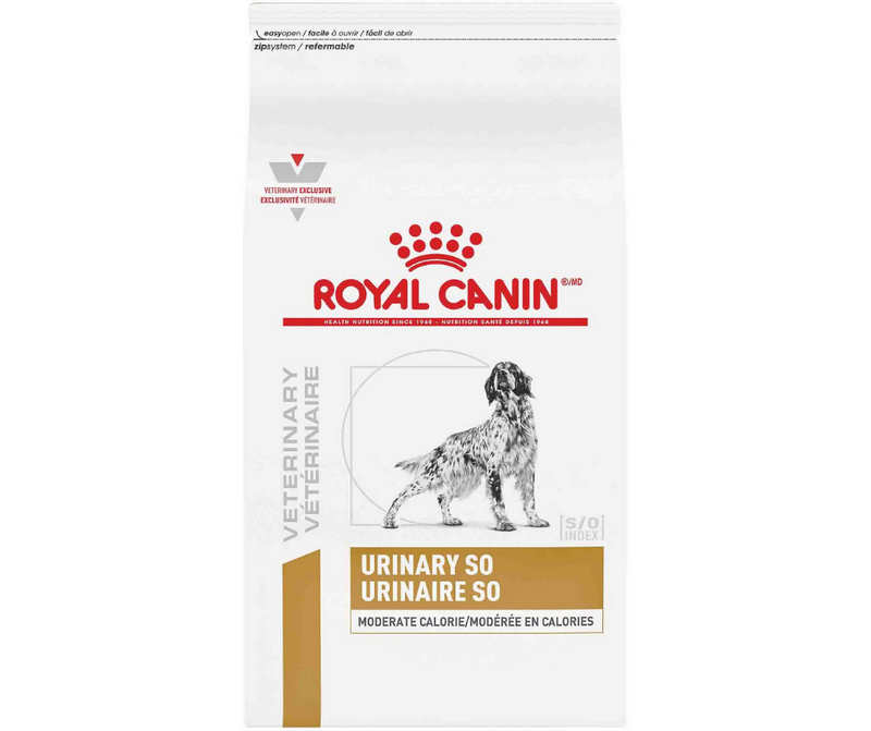 Royal Canin Veterinary Diet - Urinary SO, Moderate Calorie Formula. - Southern Agriculture