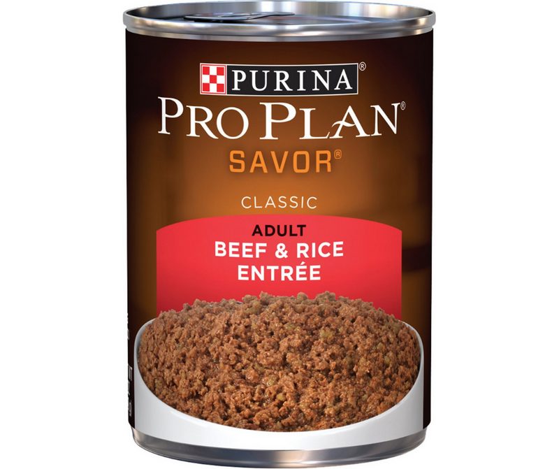 Purina Pro Plan Savor - All Breeds, Adult Dog. Classic Beef & Rice Entree. - Southern Agriculture
