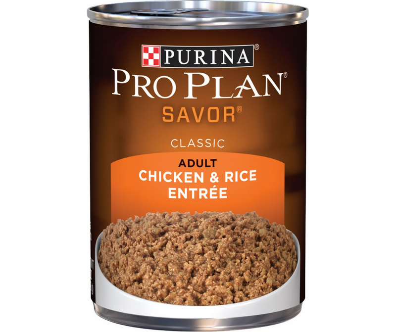Purina Pro Plan Savor - All Breeds, Adult Dog. Classic Chicken & Rice Entree. - Southern Agriculture