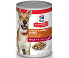 Hill's Science Diet - All Breeds, Adult Dog. Turkey & Barley Entree. - Southern Agriculture