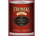 FROMM - Adult Dog. Beef & and Barley Pâté. - Southern Agriculture