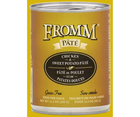 FROMM - Adult Dog. Chicken & Sweet Potato Pâté. - Southern Agriculture