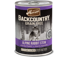 Merrick, Backcountry Grain Free - All Dog Breeds, All Life Stages. Alpine Rabbit Stew. - Southern Agriculture