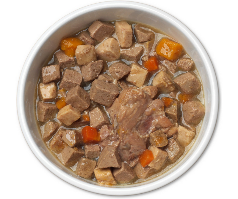 Merrick, Backcountry Grain Free - All Dog Breeds, All Life Stages. Hearty Chicken Thigh Stew Recipe. - Southern Agriculture