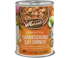 Merrick - All Dog Breeds, All Life Stages. Grain Free Thanksgiving Day Dinner Recipe. - Southern Agriculture