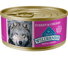 Blue Buffalo, Wilderness - Small Breeds, Adult Dog. Grain-Free Turkey & Chicken Grill Recipe. - Southern Agriculture