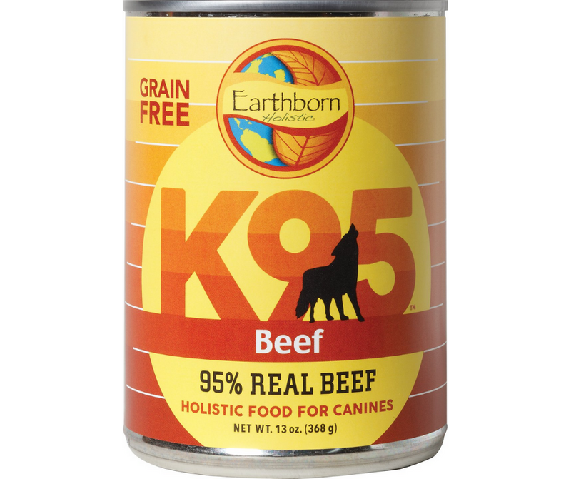 Earthborn Holistic - All Breeds, Adult Dog. K95 Grain-Free Beef Recipe. - Southern Agriculture