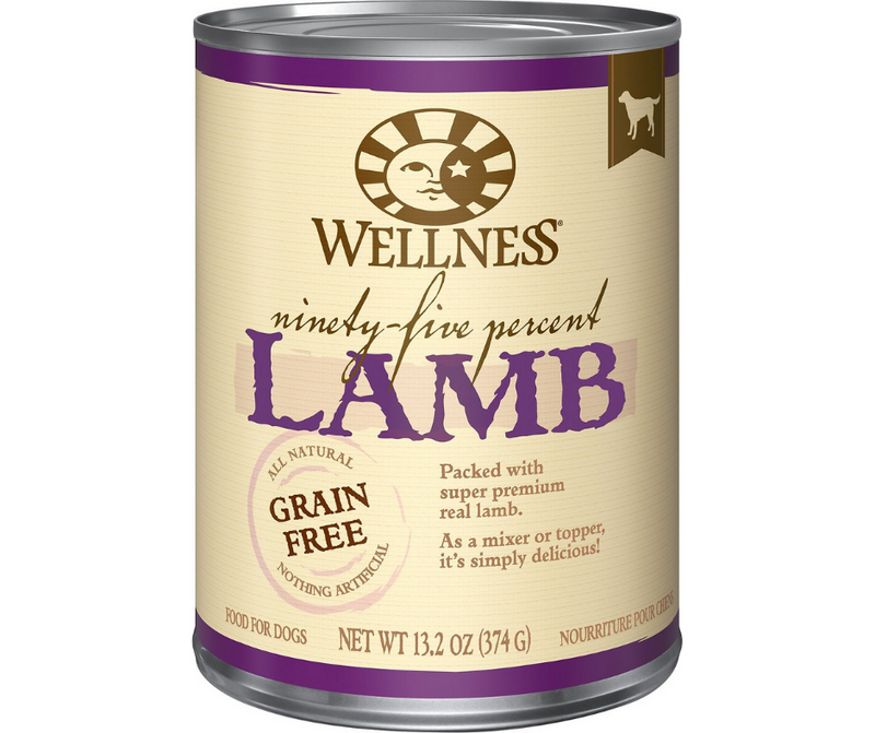 Wellness, CORE - All Breeds, Adult Dog. 95% Grain-Free Lamb Recipe. - Southern Agriculture