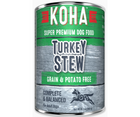 KOHA, Minimal Ingredient - All Breeds, Adult Dog. Turkey Stew Recipe. - Southern Agriculture