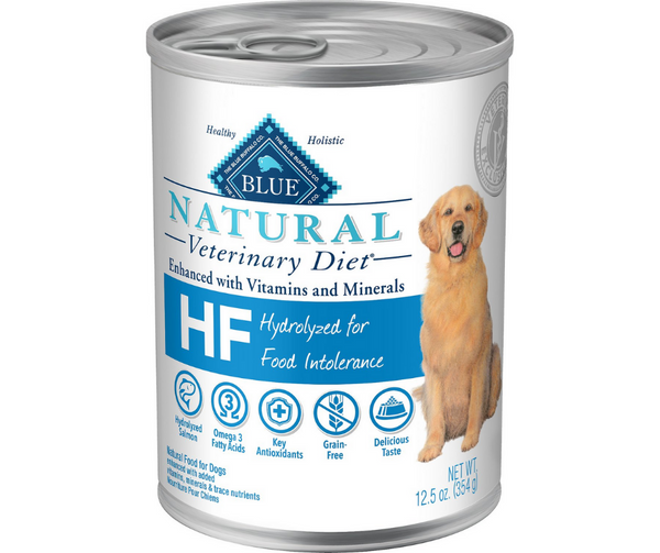 Blue Buffalo, BLUE Natural Veterinary Diet - HF Hydrolyzed for Food Intolerance. - Southern Agriculture