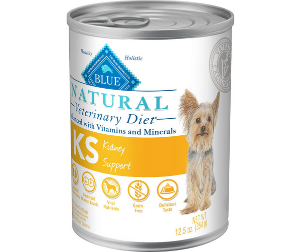 Blue Buffalo, BLUE Natural Veterinary Diet - KS Kidney Support. - Southern Agriculture