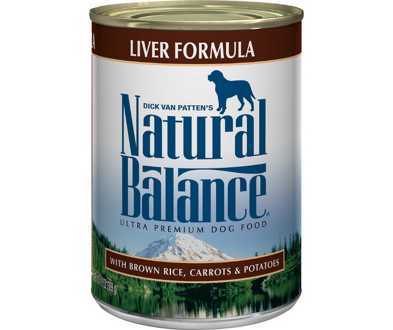 Natural Balance, Ultra Premium - All Breeds, Adult Dog. Liver Formula. - Southern Agriculture
