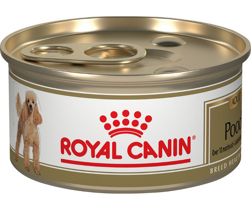 Royal Canin - Adult, Poodle. Pork, Chicken, and Salmon Loaf in Sauce. - Southern Agriculture