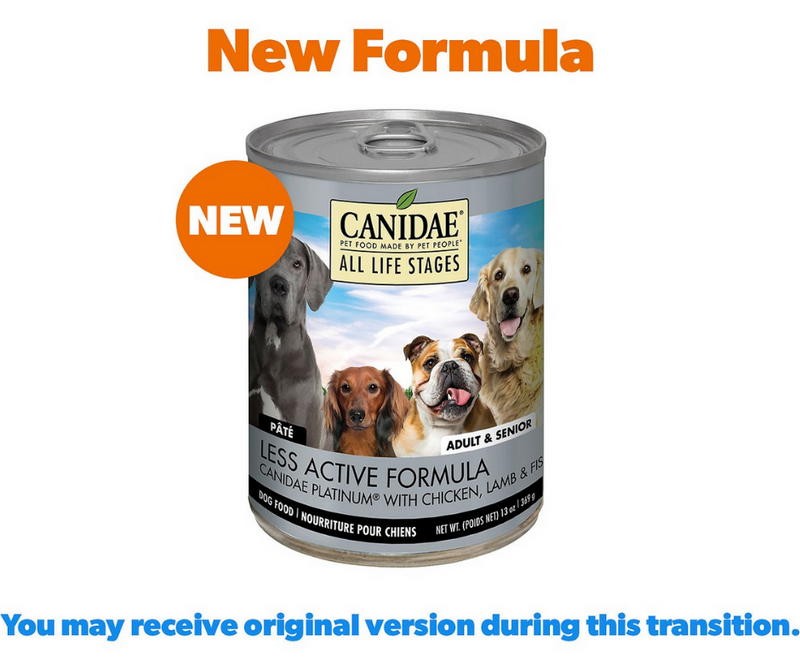 CANIDAE - All Dog Breeds, All Life Stages. Platinum Formula. - Southern Agriculture