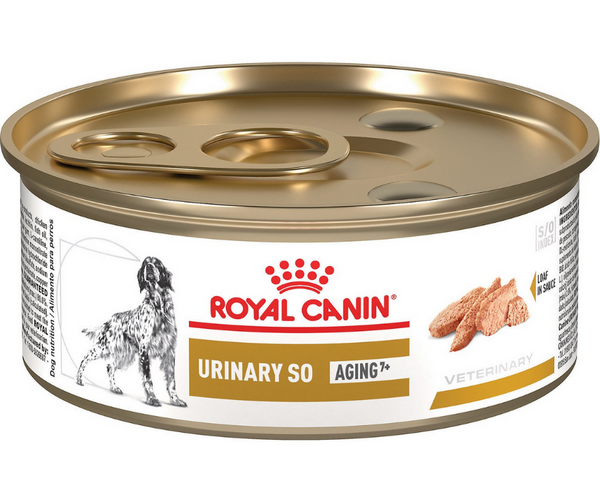 Royal Canin, Veterinary Diet - Urinary SO, Aging Dog, 7+ Years Old. - Southern Agriculture