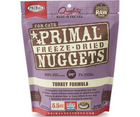 Primal Pet Foods Inc. - All Cat Breeds, All Life Stages. Raw, Freeze-Dried, Turkey Formula - Southern Agriculture