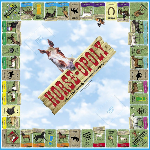 HORSE-OPOLY - Southern Agriculture