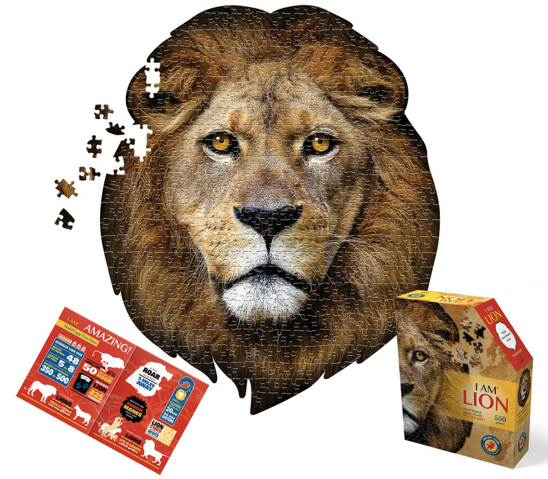 Madd Capp Puzzle: I AM Lion - Southern Agriculture