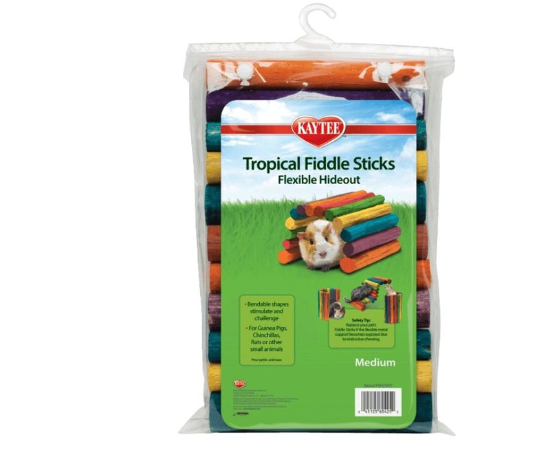 Kaytee Tropical Fiddle Sticks Hideout